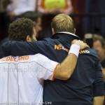 Davis Cup 2013 NL-Oostenrijk 0011