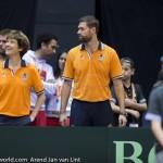 Davis Cup 2013 NL-Oostenrijk 0272