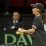 Davis Cup 2013 NL-Oostenrijk 0277