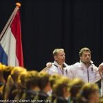Davis Cup 2013 NL-Oostenrijk 8263