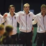 Davis Cup 2013 NL-Oostenrijk 8265