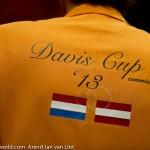 Davis Cup 2013 NL-Oostenrijk 8513