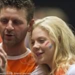 Davis Cup 2013 NL-Oostenrijk 8581