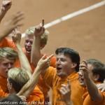 Davis Cup 2013 NL-Oostenrijk 9069