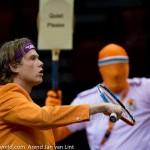 Davis Cup 2013 NL-Oostenrijk 9278
