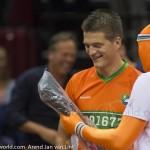 Davis Cup 2013 NL-Oostenrijk 9287