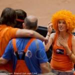 Davis Cup 2013 NL-Oostenrijk 9745