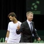 Davis Cup 2013 Nederland Oostenrijk 9806