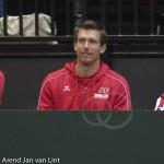 Davis Cup 2013 Nederland Oostenrijk team 0432
