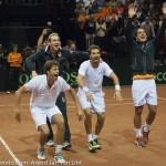 Davis Cup 2013 Nederland Oostenrijk team 3608