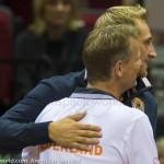 Davis Cup 2013 Nederland Oostenrijk team 9961