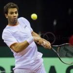 Jean-Julien Roger Davis Cup 2013 Nederland Oostenrijk 9529