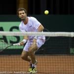 Jean-Julien Roger Davis Cup 2013 Nederland Oostenrijk 9798