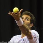 Jean-Julien Roger Davis Cup 2013 Nederland Oostenrijk 9829
