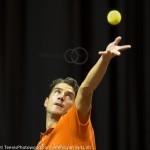 Jesse Huta Galung Davis Cup 2013 NL-Aut 165