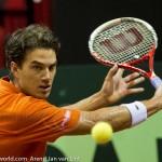 Jesse Huta Galung Davis Cup 2013 NL-Aut 260