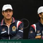 Jesse Huta Galung Davis Cup NL Finland 10 feb 2012 4503