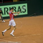 Julian Knowle Davis Cup 2013 NL Oostenrijk 9576