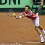 Julian Knowle Davis Cup 2013 NL Oostenrijk 9664