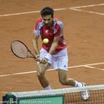 Julian Knowle Davis Cup 2013 NL Oostenrijk 9672