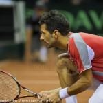Julian Knowle Davis Cup 2013 NL Oostenrijk 9840
