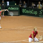 Julian Knowle Oliver Marach en Davis Cup 2013 NL Oostenrijk 9766