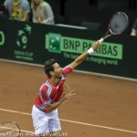 Julian Knowle Oliver Marach en Davis Cup 2013 NL Oostenrijk 9776