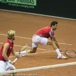 Julian Knowle en Marach Davis Cup 2013 NL Oostenrijk 9566