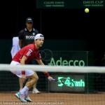 Jurgen Melzer Davis Cup 2013 NL Oostenrijk 107