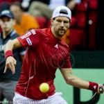 Jurgen Melzer Davis Cup 2013 NL Oostenrijk 114