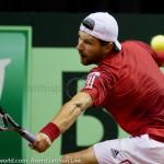 Jurgen Melzer Davis Cup 2013 NL Oostenrijk 188