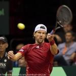 Jurgen Melzer Davis Cup 2013 NL Oostenrijk 200