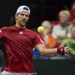 Jurgen Melzer Davis Cup 2013 NL Oostenrijk 228