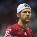 Jurgen Melzer Davis Cup 2013 NL Oostenrijk 281