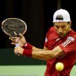 Jurgen Melzer Davis Cup 2013 NL Oostenrijk 8636