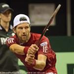 Jurgen Melzer Davis Cup 2013 NL Oostenrijk 8730