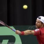 Jurgen Melzer Davis Cup 2013 NL Oostenrijk 8772