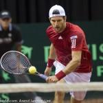 Jurgen Melzer Davis Cup 2013 NL Oostenrijk 8817