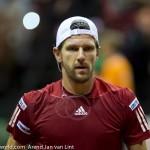 Jurgen Melzer Davis Cup 2013 NL Oostenrijk 8887