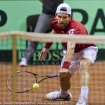 Jurgen Melzer Davis Cup 2013 NL Oostenrijk 8929