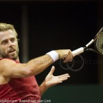 Oliver Marach Davis Cup 2013 NL Oostenrijk 8395