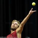 Oliver Marach Davis Cup 2013 NL Oostenrijk 8407
