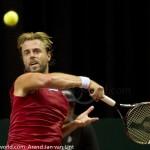 Oliver Marach Davis Cup 2013 NL Oostenrijk 8449