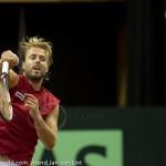 Oliver Marach Davis Cup 2013 NL Oostenrijk 8592