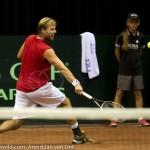 Oliver Marach Davis Cup 2013 NL Oostenrijk 8596
