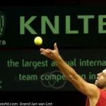 Oliver Marach Davis Cup 2013 NL Oostenrijk 9444