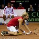 Oliver Marach Davis Cup 2013 NL Oostenrijk 9466