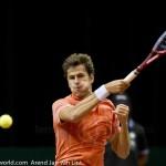 Robin Haase Davis Cup 2013 NL Oostenrijk 8469