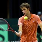 Robin Haase Davis Cup 2013 NL Oostenrijk 8607