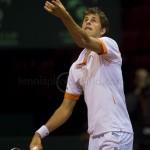 Robin Haase Davis Cup 2013 Nederland Oostenrijk 9406